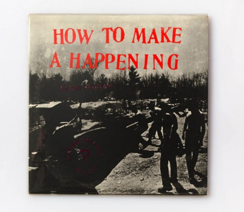 Records by Artists - Allan Kaprow