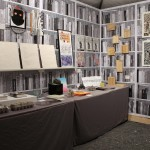 NY Art Book Fair - Paper Cuts