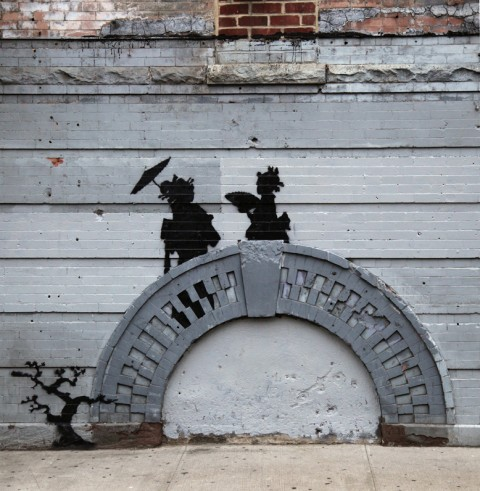 Banksy a Williamsburg