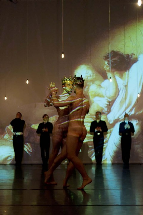 Jan Fabre, The power of theatrical madness