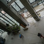 In cantiere