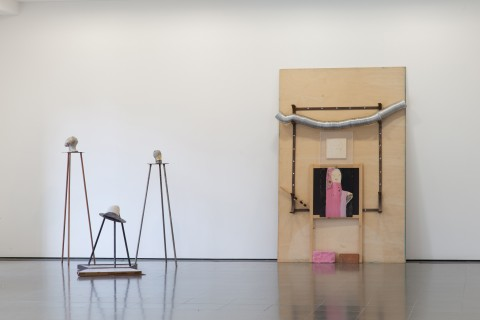 Marisa Merz - Installation view, Serpentine Gallery, London - (28 September - 10 November 2012) - © 2013 Luke Hayes