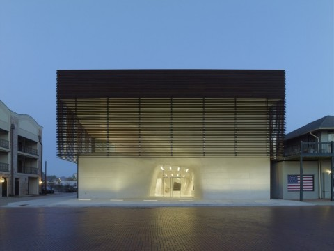 Trahan Architects, Louisiana State Museum and Sports Hall of Fame, ampliamento