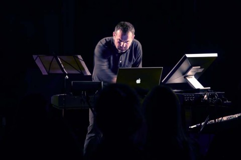 Piero Mottola, una performance del 2011