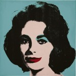 Andy Warhol - Liz#5 (Early Colored Liz) - 1963 - Courtesy The Brant Foundation
