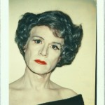 Andy Warhol - Self Portrait in Drag - 1980:82 - Courtesy The Brant Foundation