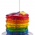 Henry Hargreaves, Food of the Rainbow- Pancakes