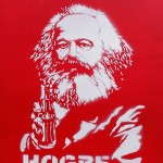 Hogre - Marx is drinking a coke