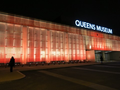 Il Queens Museum of Art, New York