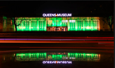La riapertura del Queens Museum of Art, New York 2013