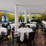The Rex Whistler Restaurant, Tate Britain Photo credit: Tate Photography