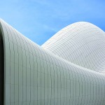 Heydar Aliyev Center progettato da Zaha Hadid - courtesy  Heydar Aliyev Center