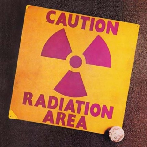 Area, Caution Radiation