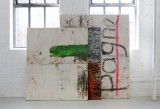Oscar Murillo, Untitled (Stack Paintings), 2012