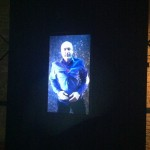Bill Viola, Self Portrait, Submerged, presentazione a Firenze
