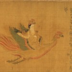 Unidentified Artist (traditionally attributed to Zhang Sengyou), The Five Planets and Twenty-eight Constellations (particolare), 960-1127 - Osaka City Museum of Fine Arts