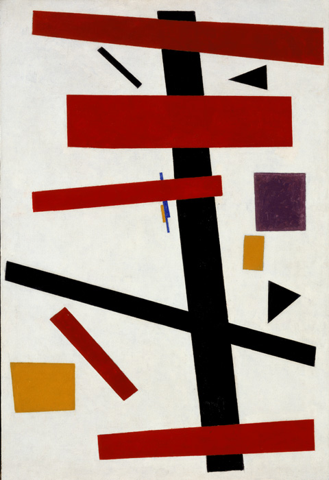 Kazimir Malevich, Supremus No. 50, 1915 - Collection Stedelijk Museum Amsterdam