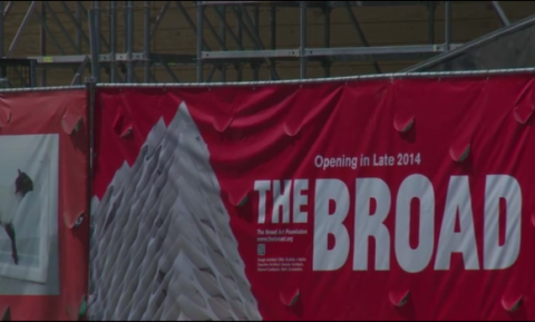 The-Broad-Art-Museum-Under-Construction