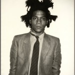 Andy Warhol, Jean-Michel Basquiat, 1982 – Courtesy Galerie Bruno Bischofberger, Schweiz Photograph by Andy Warhol ©Foto: Galerie Bruno Bischofberger, Schweiz ©The Andy Warhol Foundation for the Visual Arts, Inc. ©VBK, Wien, 2013