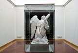 Catherine Wagner, Rome Works. Angel Encased (Bernini, 2013-14) - courtesy Stephen Wirtz Gallery e Gallery Luisotti