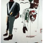 Jean-Michel Basquiat, P-Z, 1984 – Privatsammlung – Courtesy Galerie Bruno Bischofberger, Schweiz ©Foto: Galerie Bruno Bischofberger, Schweiz ©The Estate of Jean-Michel Basquiat ©VBK, Wien, 2013