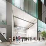 MoMa expansion, ground floor, by Diller Scofidio + Renfro