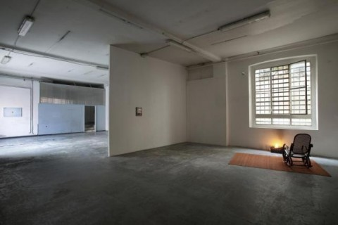 Zero..., Milano - Neanderthalian Nights (The world is not at home), 2010, exhibition view