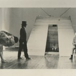 Robert Wilson, Overture for Ka Mountain and Guardenia Terrace: a story about a family and some people changing - performance al Byrd Hoffman Studio, 1972 - courtesy The Byrd Hoffman Water Mill Foundation, New York - photo Kazuko Oshima