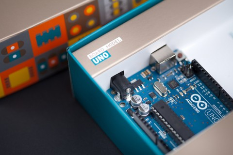 Studio ToDo, packaging per Arduino