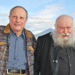 Christian Ludwig Attersee e Hermann Nitsch