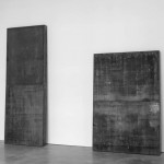 Ricard Serra, Counterweights, 2013 - courtesy Gagosian Gallery