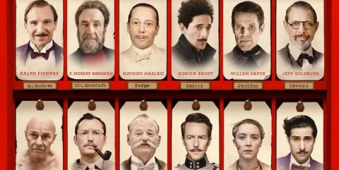 The Grand Budapest Hotel, di Wes Anderson
