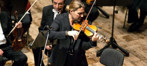 David Garrett - photo Marcello Orselli