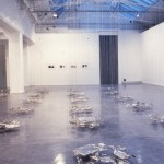 Ikon Icon Cornelia Parker, Thirty Pieces of Silver, 1988, Installation View, courtesy the artist and Ikon