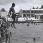 Michel François, A Jump in Cuba, 1996, Courtesy the artist and Ikon