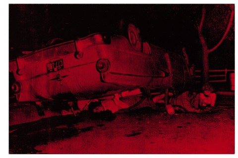 Andy Warhol, Five Deaths, 1963