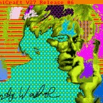Andy Warhol - Andy2, 1985, Digital image, from disk 1998.3.2129.3.4, The Andy Warhol Museum, Pittsburgh, Founding Collection, Contribution The Andy Warhol Foundation for the Visual Arts, Inc. (© 2014 The Andy Warhol Foundation for the Visual Arts, Inc. - Artists Rights Society (ARS), New York)