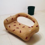 Nancy Lupo, A Cherries and Nutritional Yeast Seat