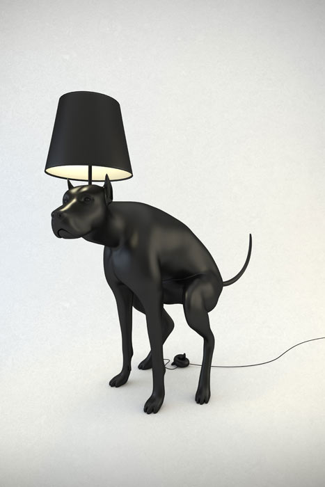 Whatsisname, Good Boy Lamp