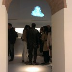 Augeo Art Space, Rimini, momenti dell'opening