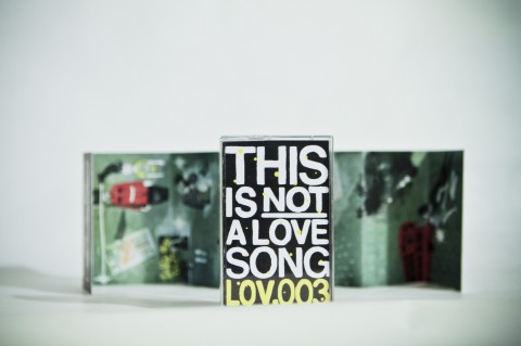 This Is Not A Love Song, New Monkey Press Records