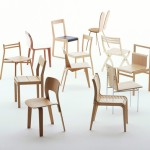 Chairs from the Nextmaruni project