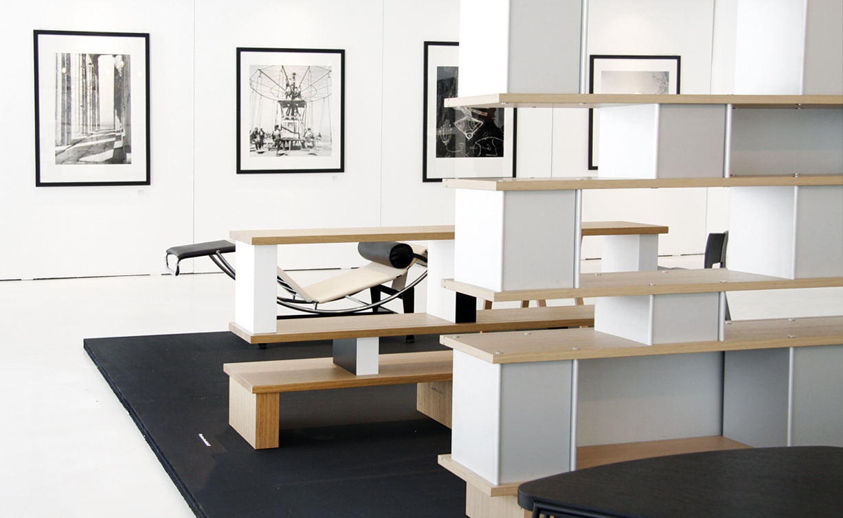 charlotte perriand galleria carla sozzani milano artribune. Black Bedroom Furniture Sets. Home Design Ideas