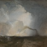 William Turner, Staffa, Fingal's Cave, 1832 - © Yale Center for British Art, Paul Mellon Collection