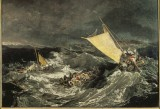 William Turner, The Shipwreck, 1805 - © Tate