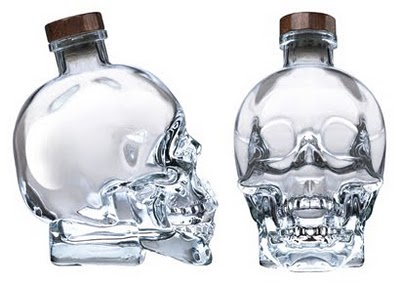 Dan Aykroyd & John Alexander, Crystal Head Vodka