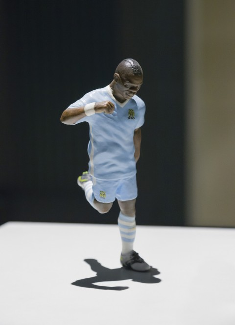 Burak Delier, Homage to Balotelli's miss trick, 2014