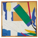 Henri Matisse, Memory of Oceania 1952-3 Gouache and crayon on cut-and-pasted paper over canvas MoMA © 2013. The Museum of Modern Art, New York / Scala Florence Artwork: © Succession Henri Matisse/DACS 2014