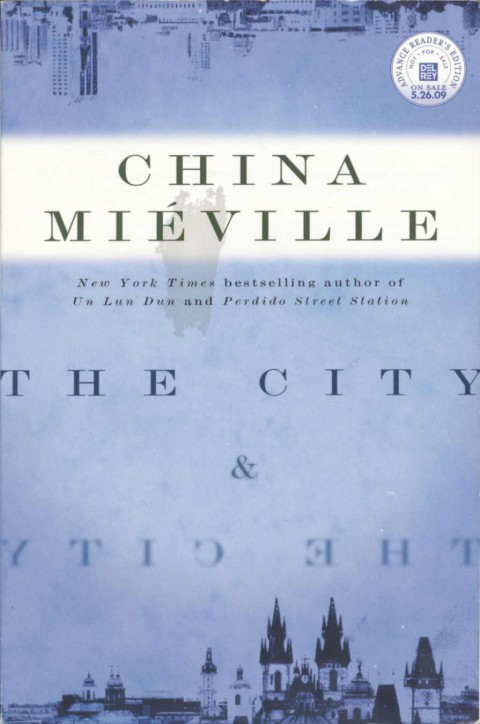 China Miéville, The City & the City