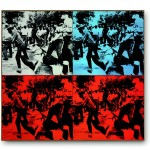 Andy Warhol - Race Riot